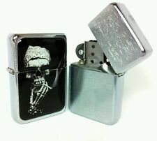 """Smoking Death"" - Accendino Tristar - Tristar Lighter - Encendedor Tristar"