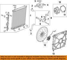 GM OEM-Fan Shroud 22980297