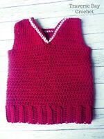 Vintage Knitting PATTERN to make Smocked Toddler Coat Hat Dress KnitSmockingSet