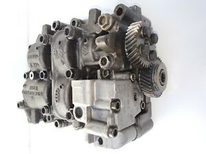 full oil pump 2.0 tdi 03G103537B with frame and gears 1 year warranty 140-170 hp