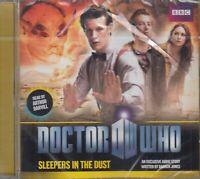 Doctor Who Sleepers In The Dust CD Audio Book NEW* Darren Jones Unabridged