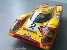 "CARRERA DIGITAL 124 23806 Porsche 917K ""Hippie"" Kyalami ""No. 2"" NEU"