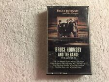 Bruce Hornsby And The Range - The Way It Is - Cassette Tape -1986 RCA Records #E
