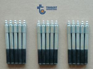 Injektionspacker Stahlpacker D 10 mm für Giesharz Injektionsharz 15 Stück