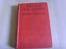 Richmal Crompton - William The Outlaw - Hardback Reprint July 1933 Newnes