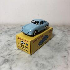 Model Dinky Toys Atlas Porsche 356 A Coupè De Agostini n.182