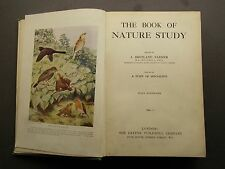 The Book of Nature Study in 6 volumes edited by Bretland Farmer illustrated