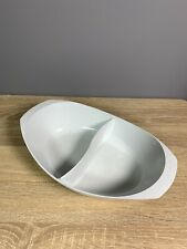 Nordic Ware Divied Oval Server - Vintage - Made In USA