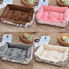 Soft Dog Beds Warm Fleece Lounger Sofa Small Dogs Large Dog Golden Retriever Bed