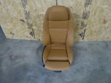 BMW E89 Z4 Convertible Right Passenger Leather Electric Seat Sport OEM
