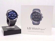 LG Watch Sport W280A 4G LTE GSM UNLOCKED Smartwatch w/ Android Wear 2.0 Titanium