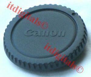 Genuine Canon Origianl RF-3 Body Cap Cover OEM EOS 10D 1D Mark II N 1N 1V 20D