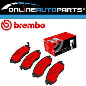 Brembo Front Disc Brake Pads Set for Kia Optima GD FWD 6cyl G6BV1 2.5L 2001~2002