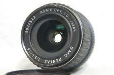 SMC Pentax 28mm F/3.5 MF Wide Angle Prime Lens SN5027542 for K Mount *As-Is*