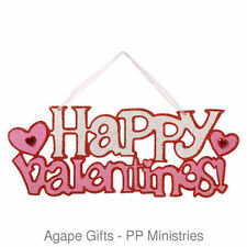 Valentine's Day Wood Unbranded Sign/Plaque Décor