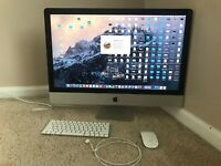 "Apple iMac A1419 27"" Desktop - MK482LL/A (October, 2015)"