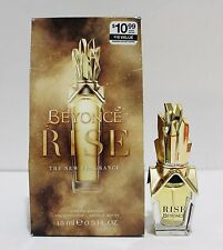 BEYONCE RISE Women Perfume EDP 0.5 fl oz / 15 ml NEW IN BOX