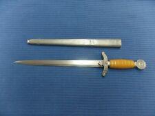 Wwii Natzi Teno Officer Dagger (Orignial)