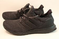 newest 87466 ff335 adidas Ultra Boost 4.0 Triple Black Bb6171 Size 9.5