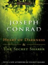 Heart of Darkness and the Secret Sharer by Joseph Conrad (2008, Paperback)