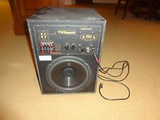 Klipsch SW8 II Black Powered Subwoofer Beautiful & Powerful MUST SEE FREE SHIP