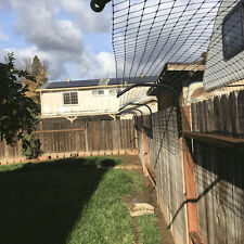 100' Cat Fencing Pre Existing Fence Conversion System