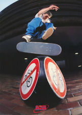 Lot Of 2 Posters : Skateboarding : Neil Urwin - Global Highs #Pg4010 Rc51 R