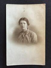 Vintage Postcard - RP Anonymous Women - #213