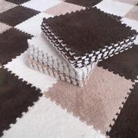 Mat Puzzle Play Baby Carpet Floor Crawling Kids Foam Soft Rug Activity Tile Mat