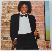 MICHAEL JACKSON Off The Wall LP vinyl Eur 2016 New/Sealed
