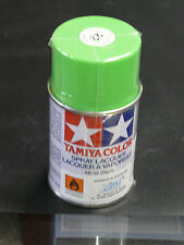 SPRAY TAMIYA N° TS 22 - VERT CLAIR / LIGHT GREEN - CONTENANCE 100ml - NEUVE