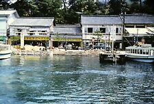 35mm Slide - Miyajima, Leaving The Island, Japan, 1958