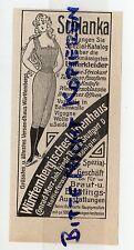 STUTTGART, Werbung 1913, Conrad Merz Württemb. Leinen-Haus Braut-Ausstattungen