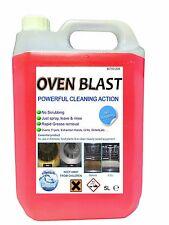 Oven Blast - Heavy Duty Oven / Kitchen Appliance Cleaner 5L