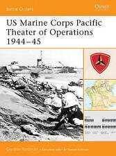 NEW US Marine Corps Pacific Theater of Operations 1944-45 (Battle Orders)
