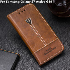Phone Case For Samsung Note 10+ Flip Pu Leather Cover Slot Stand Wallet Case
