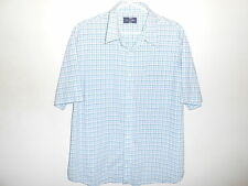 Marks and Spencer Short Sleeve V Neck Men's Casual Shirts & Tops