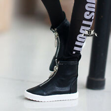 1/3 BJD MID Shoes SD13 Dollfie Front zipper boots Shoes Sneaker EID DOD AOD SOOM