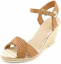 Women's Wedge Heel Patent Leather Sandals and Beach Shoes