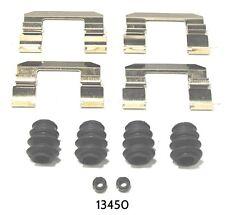 Better Brake Parts 13450 Front Disc Brake Hardware Kit