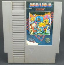 Ghosts 'n Goblins (Nintendo Entertainment System, 1986) NES Cartridge Tested