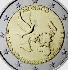 Monaco 2 Euro Coin 2013 Commemorative UN New UNC from Rol Montecarlo
