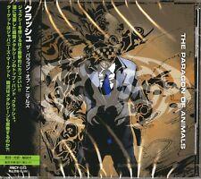 CRASH-THE PARAGON OF ANIMALS-JAPAN CD E75
