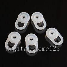 5PCS Ear bud Earbud For Nokia BH103 BH105 BH108 BH109 BH214 BH216 BH217 white