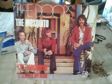 "the doors""the mosquito""single7""or.fr.elektra:12072.de 1972."