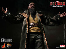 "12"" The Mandarin from Iron Man 3 Movie Item 902077 Hot Toys Sideshow"