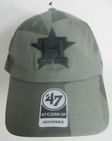 Houston Astros Hat Camouflage MLB Strapback Light Weight Unisex Cap