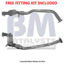 Fit with BMW 318 E46 Catalytic Converter Exhaust 80164H 2.0 (Fitting Kit Include