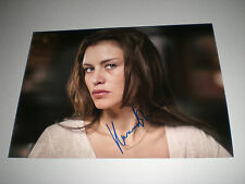 Hannah Ware sexy Hitman Agent 47 signed autograph Autogramm 8x11 foto in person
