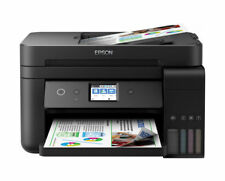 Epson Workforce Et-4750 4in1 Inkjet Wireless Printer Duplex ADF Fax T502 HN